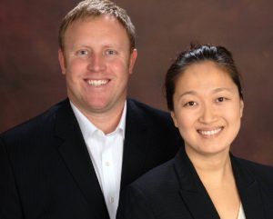 Rami Lee and Erin Edward VanValkenburg
